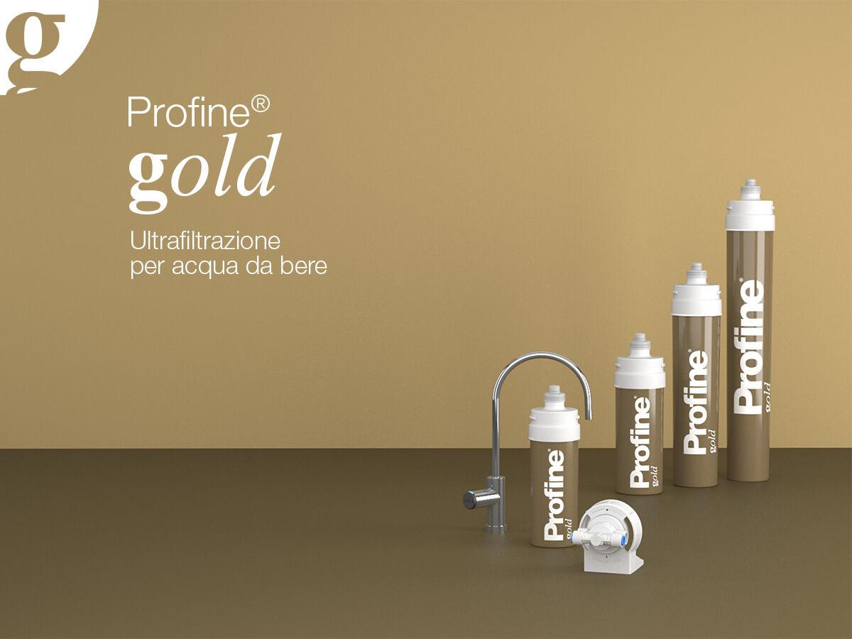 foto di Filtrazione Acqua con Profine Gold